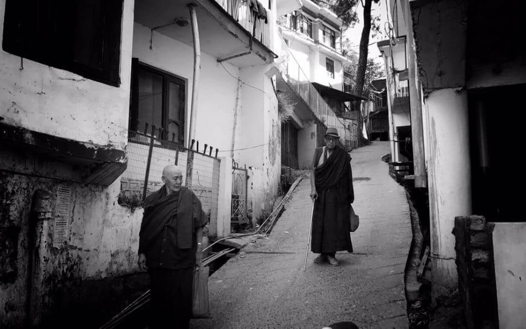 Monk Ven Bagdro on his suicide attempts